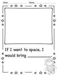 solar system unit for kindergarten and first grade first days