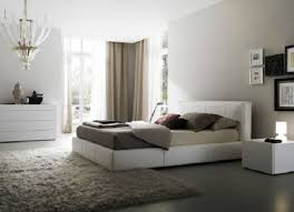 white modern bedrooms home interior design ideas
