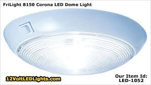 Rv Light Fixture 12v Led Light Fixtures For Rv And Frilight 8150 Corona 12 Volt