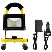 menards led work lights lovely rechargeable work light battery powered portable rechargeable