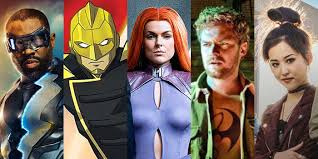 comic book tv your guide to all the new shows of the 2017 season