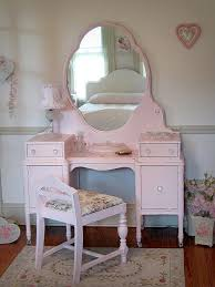 Antique Vanity With Mirror And Bench - 121 best vanity images on pinterest painted furniture furniture