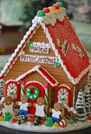 christmas gingerbread house the solvang bakery personalized christmas gingerbread houses with