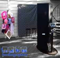 Open Air Photo Booth For Parties