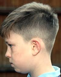 boy haircuts for 10 year olds burnley schoolboy banned from the classroom for his extreme