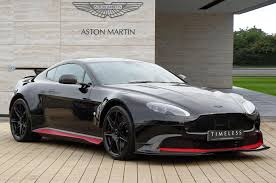 aston martin blacked out rare aston martin vantage gt8 goes on sale