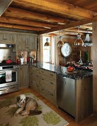 best 25 rustic cabin kitchens ideas on pinterest rustic cabin