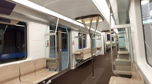 siemens concept metro interior train interior concepts pinterest