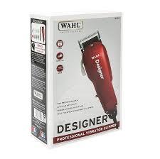amazon com wahl professional designer clipper 8355 400 cuts