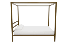 Canopy Trash Can by Mercer41 Stanley Canopy Bed U0026 Reviews Wayfair