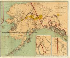Maps Alaska by Welcome To Historynyc Historical Maps Poster Books And Custom