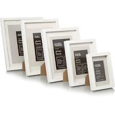 Asda Garden Furniture White Boxed Frame Range Photo Frames George At Asda