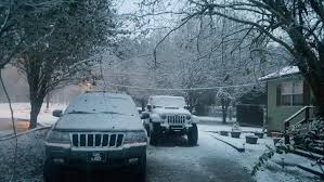 jeep snow meme the south is blowing up with those snow photos as a southerner i