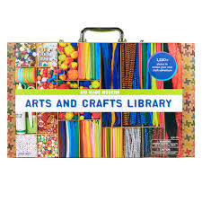 arts and crafts library kit the philadelphia museum of art store