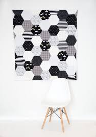 how to sew hexagons with a sewing machine simple simon and company