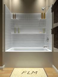 Kitchen Cabinets Two Colors Home Decor Soaking Tub Shower Combination Benjamin Moore