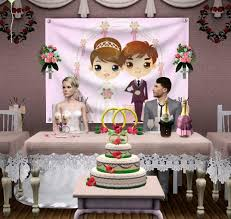 Wedding Cake In The Sims 4 Sims 3 Wedding Decorations 7246