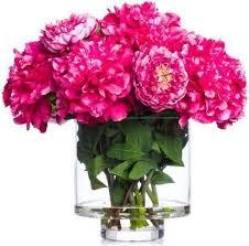 Faux Peonies 413 Best Faux Flowers Images On Pinterest Faux Flowers Pink