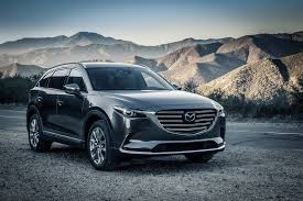 mazda cars and prices 2017 mazda cx 9 offered with more standard equipment for the same