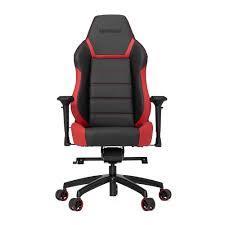 Gaming Chair Leather Vertagear Pl6000 Ergonómico Silla De Juegos De Carreras De