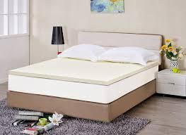 Memory Foam Crib Mattress Topper Bedroom Novaform Serafina Collection 3 Gel Memory Foam Mattress