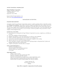 Sample Resume Office Manager by System Manager Cover Letter Resume For Chef Cover Letter For A