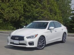 on the road review infiniti 2016 infiniti q50 red sport 400 awd road test review carcostcanada