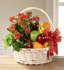 Flowers And Gift Baskets Delivery - flowers the ftd garden u0027s paradise basket ftd florist flower and
