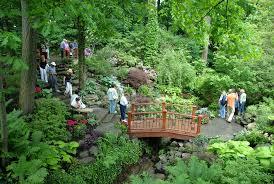 Ohio Botanical Gardens Japanese Garden Cleveland Botanical Gardens Cleveland Ohio