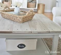 gray wood side table 20 best ideas of gray wash coffee tables