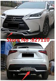 lexus malaysia nx200t price original factory stainless steel front rear bumper protector