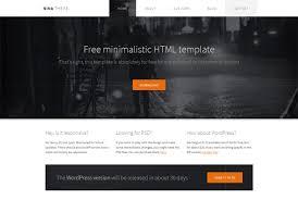 Free Template Html by Free Html5 Template Html5xcss3