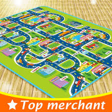 Cheap Kid Rugs 160cm Play Mat Baby Play Floor Mat Crawling Mat Children Play