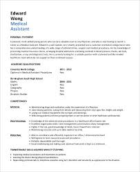 Library Assistant Resume With No Experience Printable Resume Template 29 Free Word Pdf Documents Download