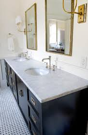 Bathroom Vanity No Top I Just Ordered A Black Vanity With A Marble Top Like This And No