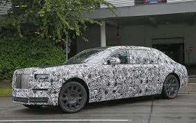 future rolls royce phantom 2018 rolls royce phantom spied looking like an opulent beast