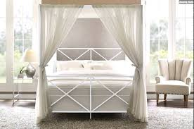beds with canopy king size iron bed uniqueness style image of rod