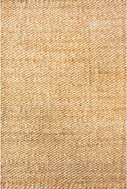 Natural Jute Rugs Nuloom Hand Woven Hailey Jute Beach Style Area Rugs By Nuloom