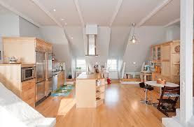 Open Plan Kitchen Diner Ideas Neutral Open Plan Kitchen Diner Interior Design Ideas