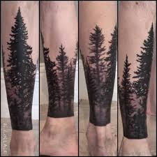 leg tree tattoos collections