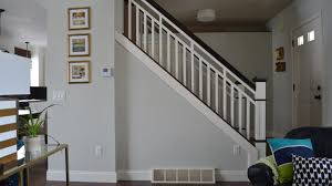 Banister On Stairs The Staircase Situation Craftsman Style Balusters U0026 Reveal