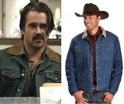shop your tv true detective season 2 episode 3 ray u0027s denim jacket