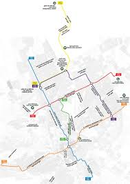 Metro Orange Line Map by Urbanrail Net U003e Asia U003e Saudi Arabia U003e Riyadh Metro