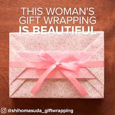 japanese present wrapping japanese gift wrapping is beautiful how to s pinterest
