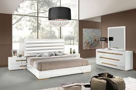 Classy And Elegant Modern King Bedroom Sets Contemporary Bed Set