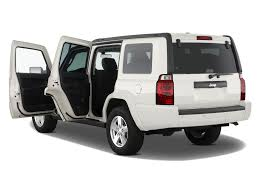 2008 jeep commander reviews and rating motor trend