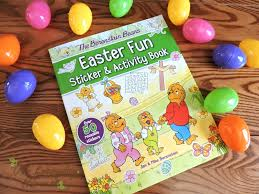 berenstain bears thanksgiving eggcellent easter book giveaway zonderkidz our everyday harvest