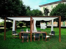 giardini con gazebo estate all ombra dei gazebo casa design