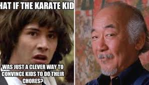 Meme Karate - mister meme yagi 15 dank karate kid memes filmwatch