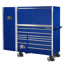 professional tool chests and cabinets extreme tool boxes 55 17 drawer professional tool cabinet w hutch